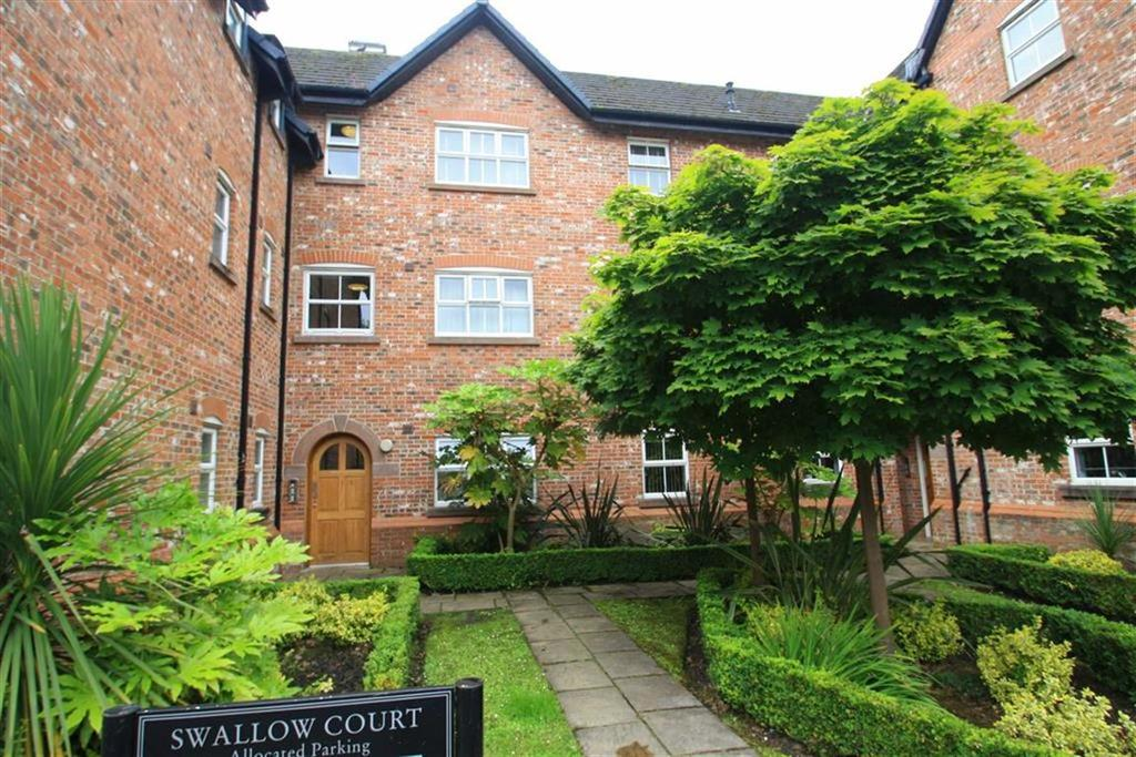 2 Bedrooms Apartment Flat for sale in Swallow Court, Lacy Green, Wilmslow