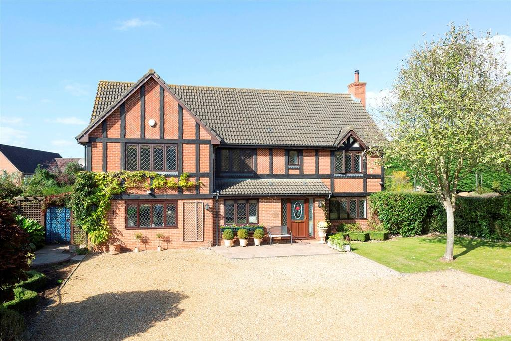 5 Bedrooms Detached House for sale in Augusta Avenue, Collingtree Park, Northampton, NN4