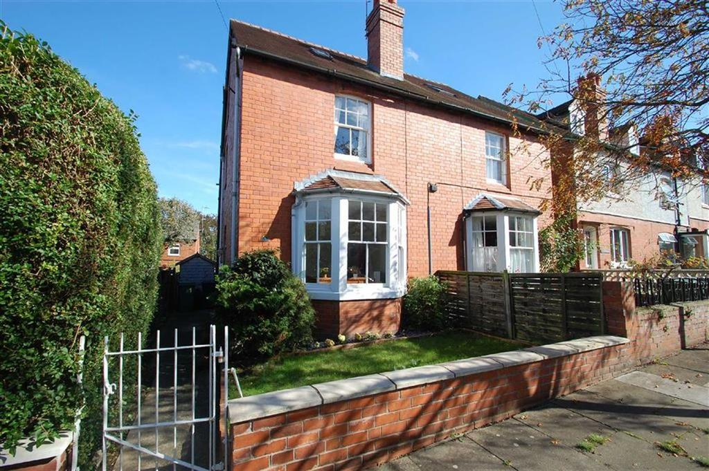 3 Bedrooms Semi Detached House for sale in Lime Street, Longden Coleham, Shrewsbury