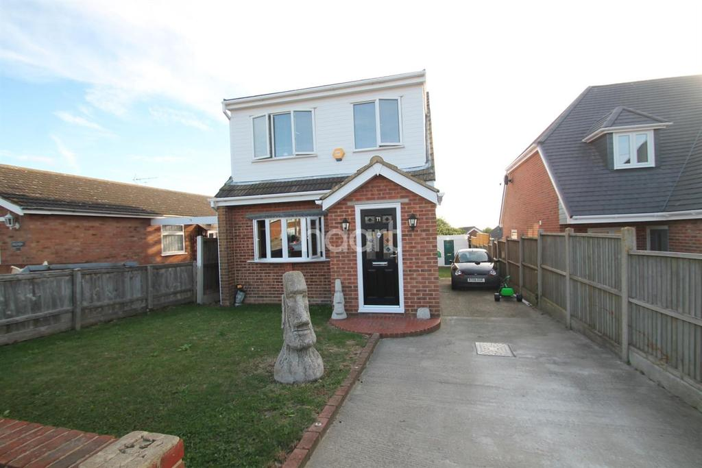 3 Bedrooms Detached House for sale in Nelson Avenue, Minster