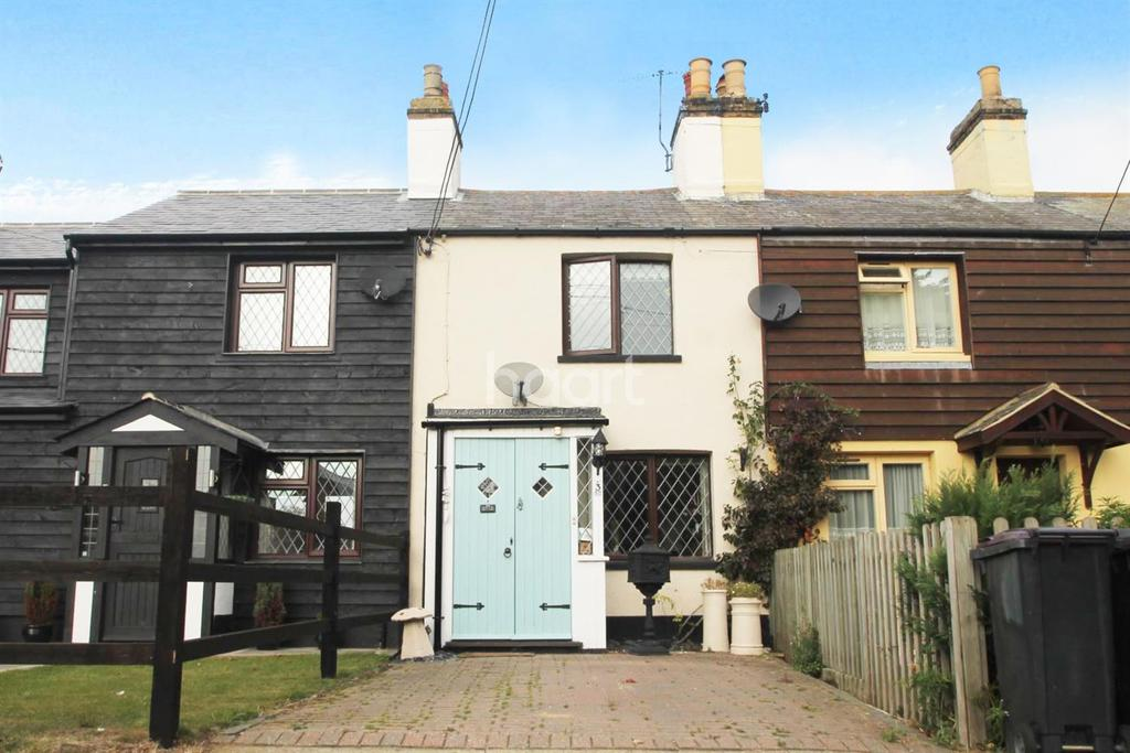 2 Bedrooms Cottage House for sale in Barling Road, Great Wakering
