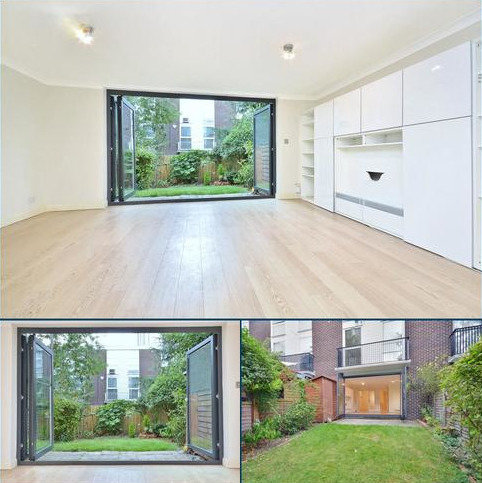 3 bedroom house to rent - Fellows Road, Belsize Park, London, NW3