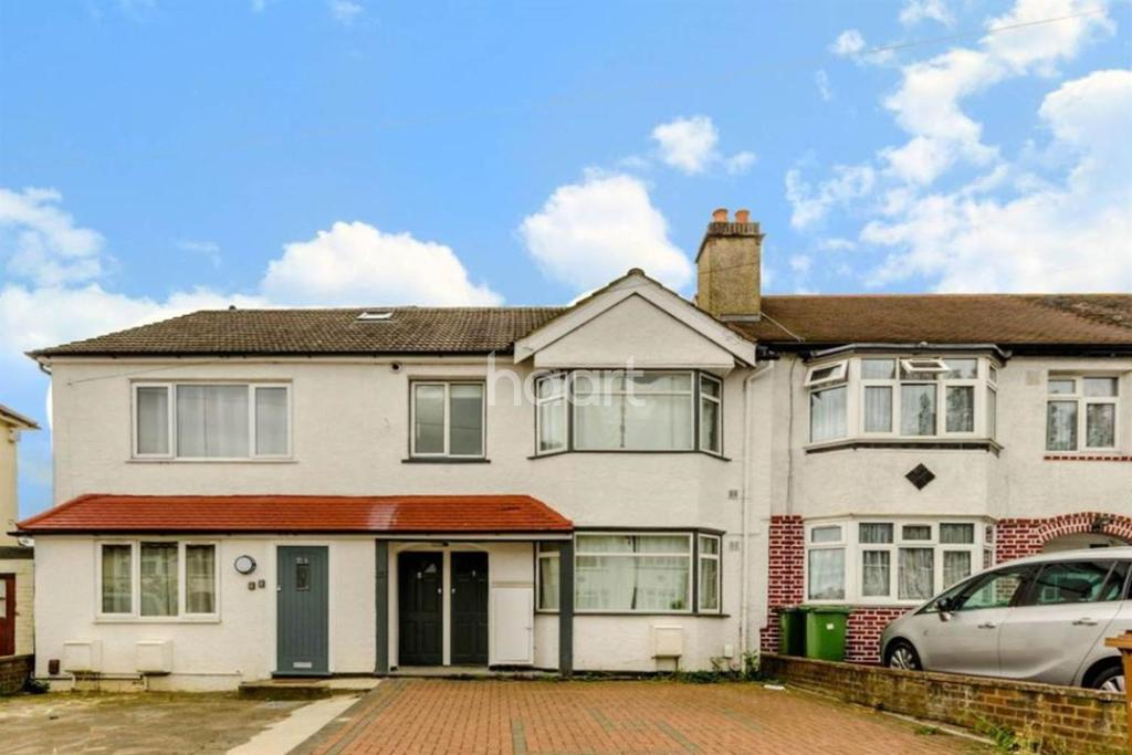 2 Bedrooms Maisonette Flat for sale in Prince of Wales Road, Sutton, SM1 3PE
