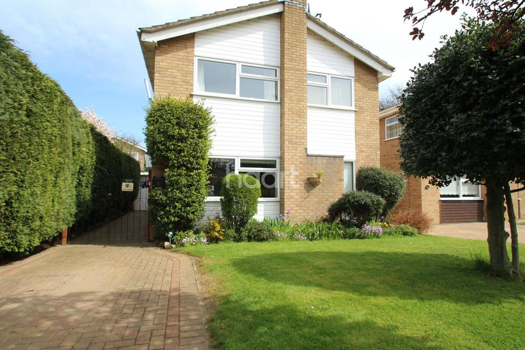 4 Bedrooms Detached House for sale in Azalea Close, Longthrope, Peterborough