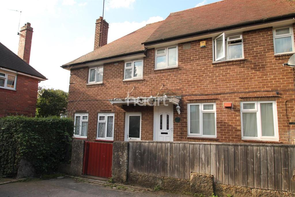 2 Bedrooms End Of Terrace House for sale in Cambria Crescent, Abington, Northampton