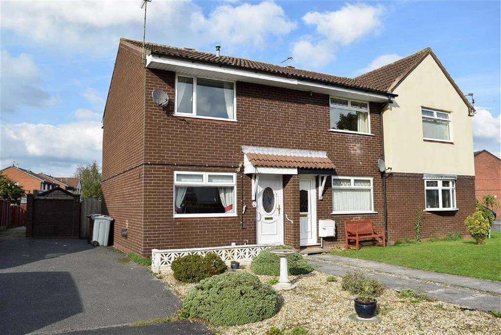 2 Bedrooms End Of Terrace House for sale in Eardswick Road