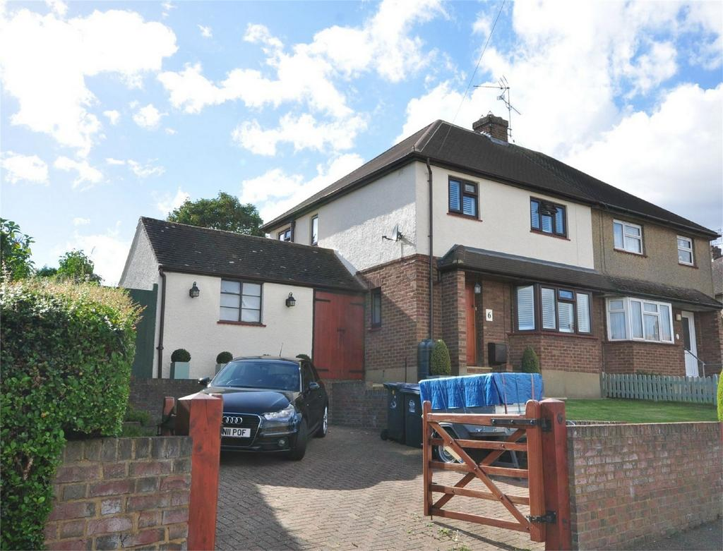 3 Bedrooms Semi Detached House for sale in 6 Aston Road, Standon, Ware