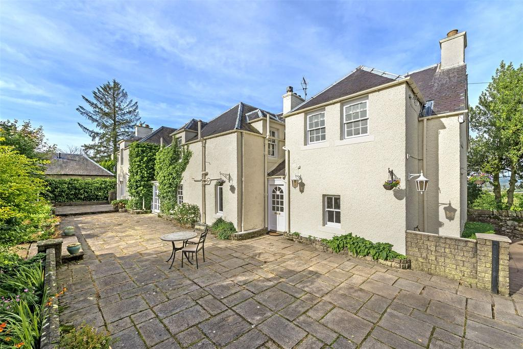 5 Bedrooms Detached House for sale in West Third, Braco, Dunblane, Perthshire, FK15