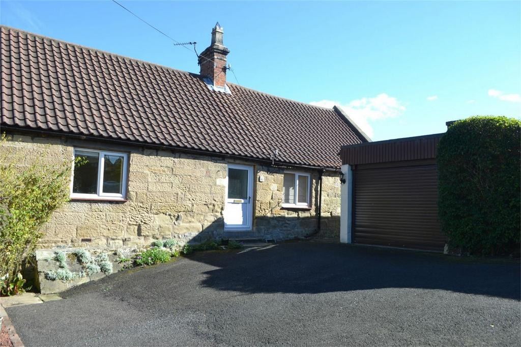 2 Bedrooms Semi Detached Bungalow for sale in Havannah Cottage, Whittingham, ALNWICK, Northumberland