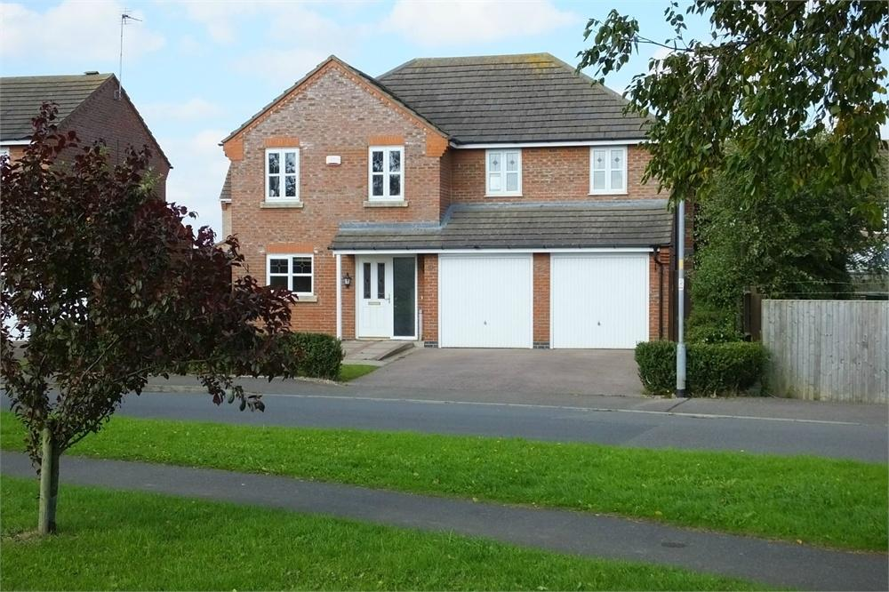 5 Bedrooms Detached House for sale in King Johns Road, Swineshead, Boston, Lincolnshire