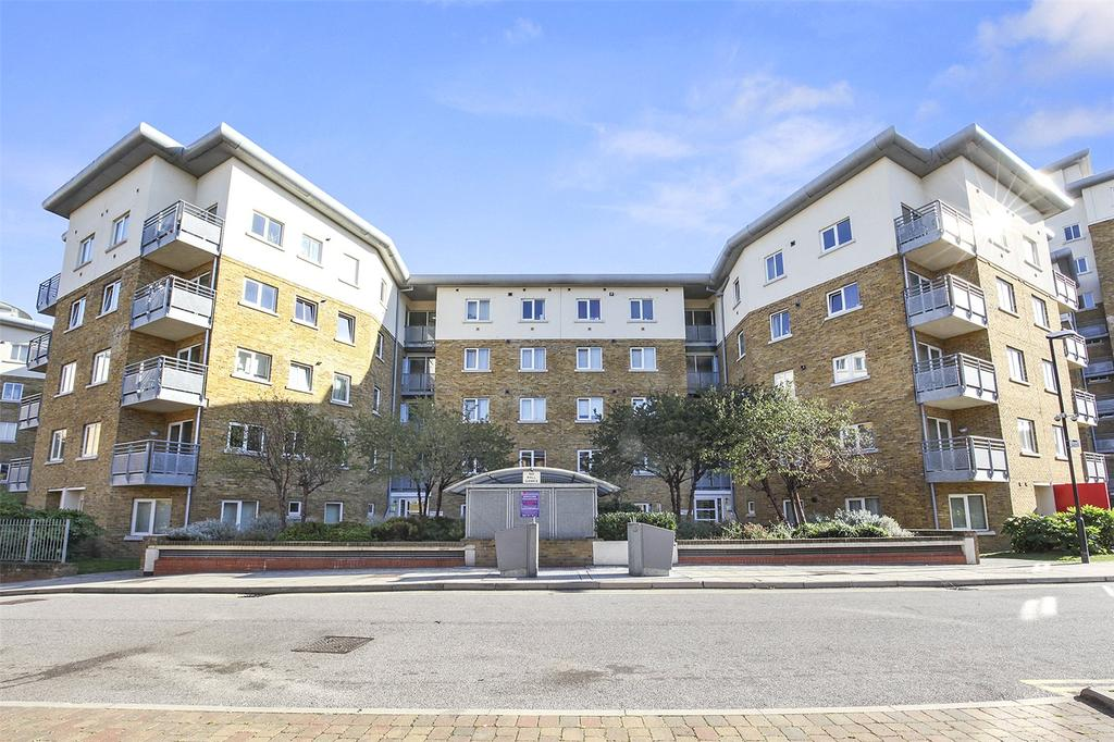 2 Bedrooms Flat for sale in John Bell Tower West, 5 Pancras Way, London, E3
