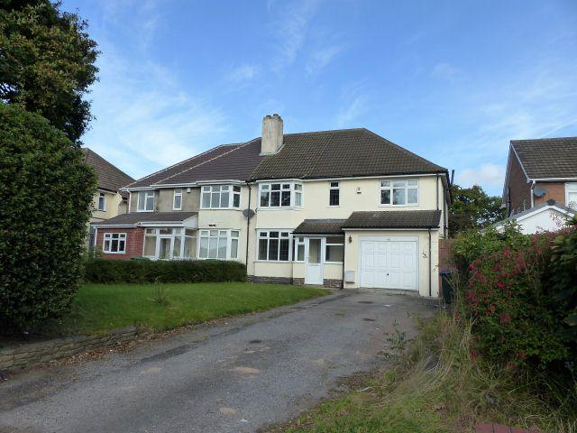 5 Bedrooms Semi Detached House for sale in Queslett Road,Great Barr,Birmingham