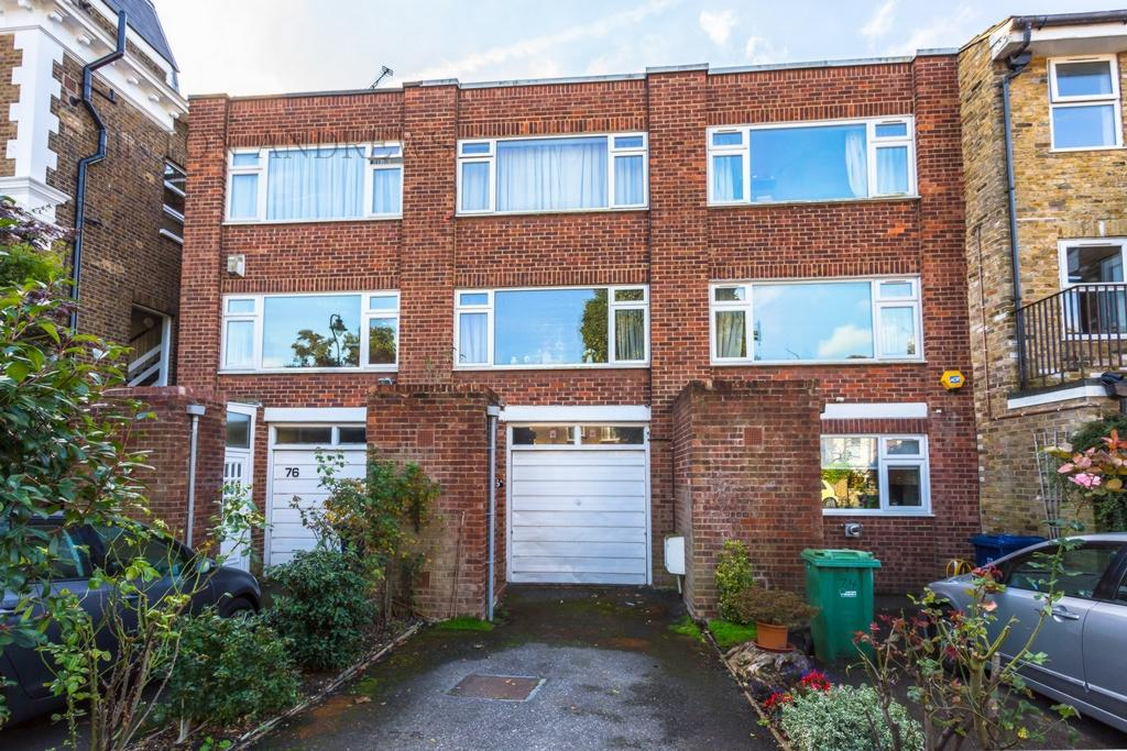 3 Bedrooms Town House for sale in Ranelagh Road, Ealing, W5