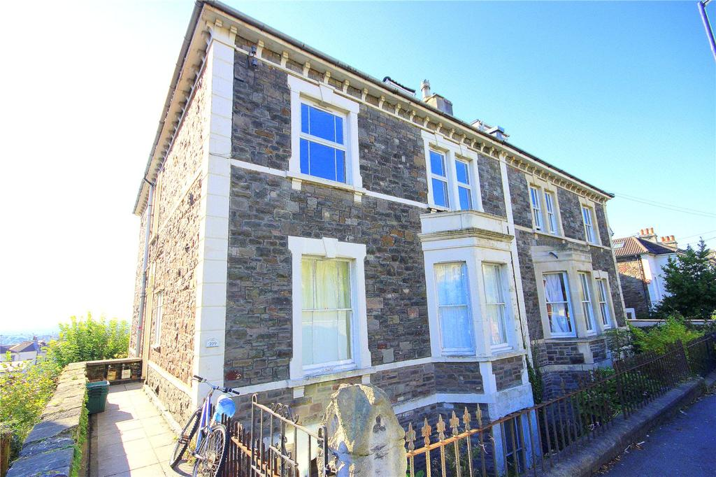 4 Bedrooms Maisonette Flat for rent in Cromwell Road, St Andrews, Bristol, BS6