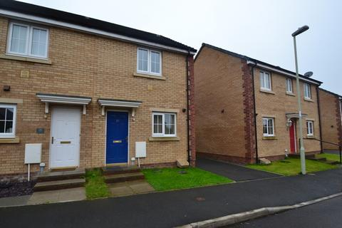 2 bedroom semi-detached house to rent - Rhodfa Cnocell Y Coed, Broadlands, Bridgend, Bridgend County Borough