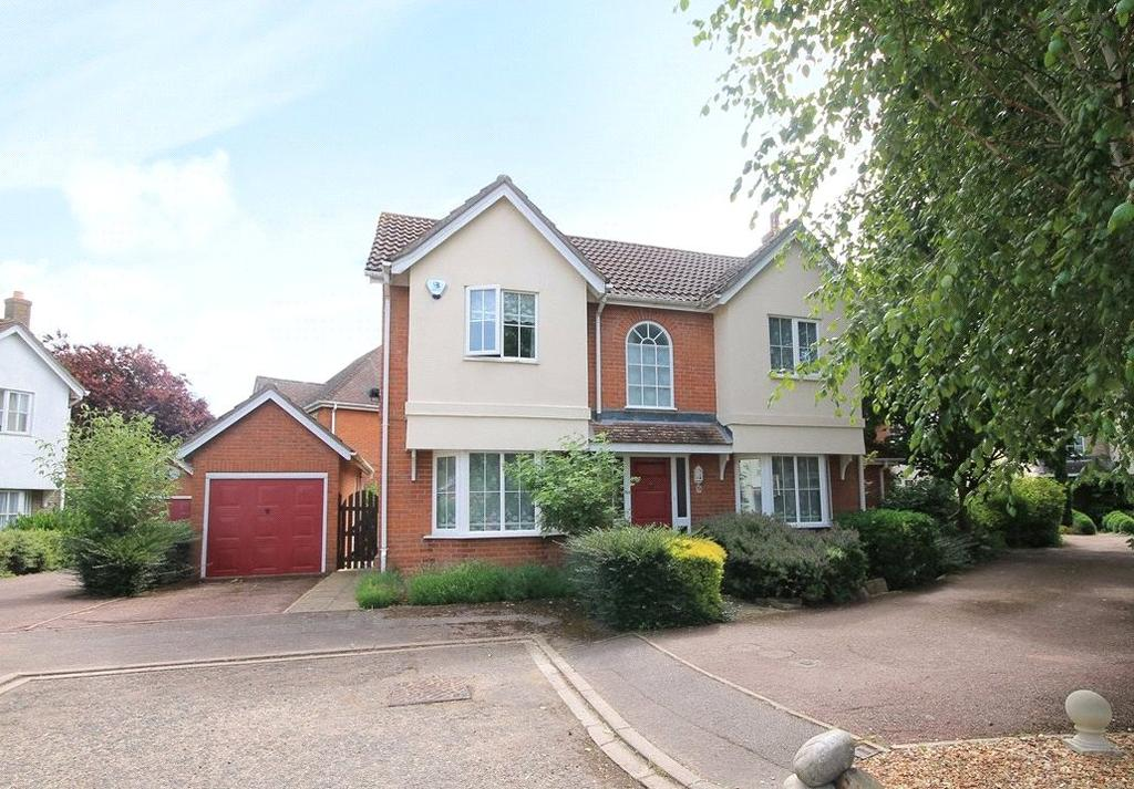 4 Bedrooms Detached House for sale in Nursery Walk, Cambridge, CB4