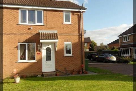 1 bedroom end of terrace house to rent - Laburnum Drive, Beverley, East Yorkshire, HU17 9UQ