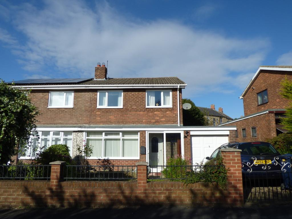 3 Bedrooms Semi Detached House for sale in Bowes Lea, Shiney Row , Houghton Le Spring
