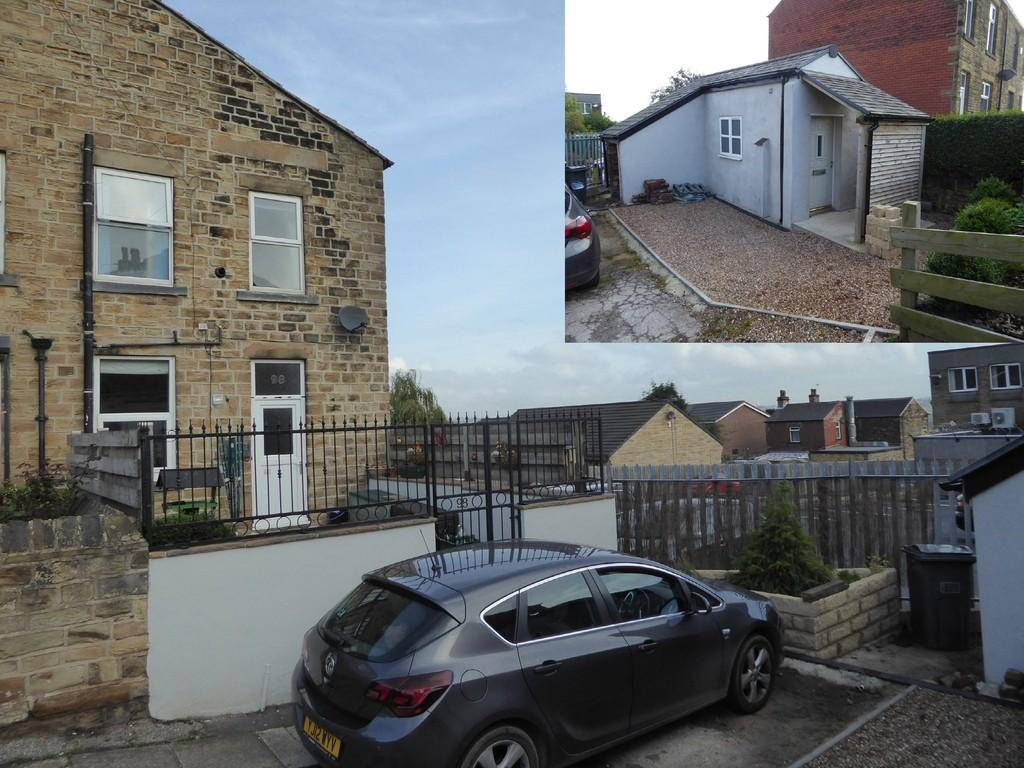 2 Bedrooms End Of Terrace House for sale in Chapel Lane, Dewsbury