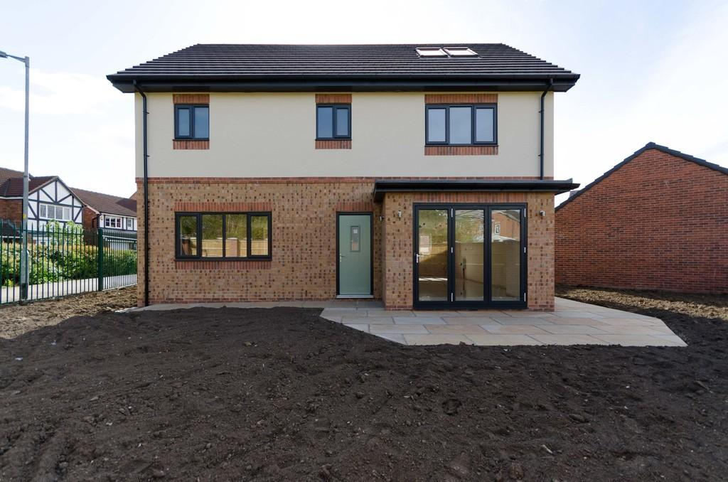 5 Bedrooms Detached House for sale in Orchard Park, Off Orchard Grove, Castleford