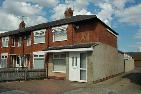 2 bedroom end of terrace house to rent - Moorhouse Road, HULL