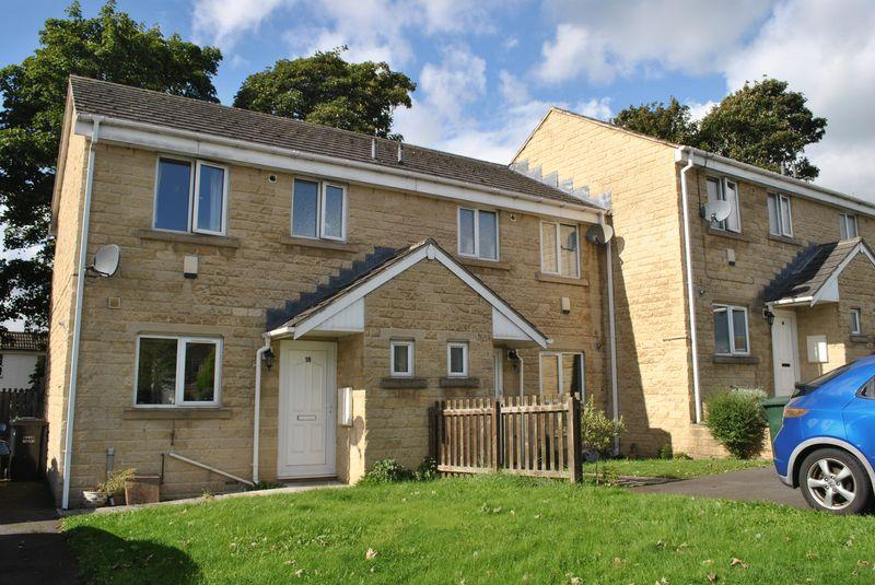 3 Bedrooms Terraced House for sale in Gilynda Close, Fairweather Green, BD8 0HY