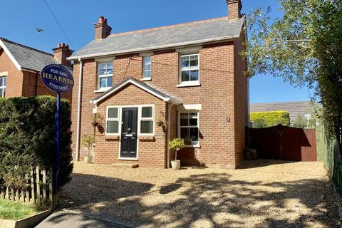 4 bedroom detached house for sale - Wimborne Road, Wimborne, BH21 3DS