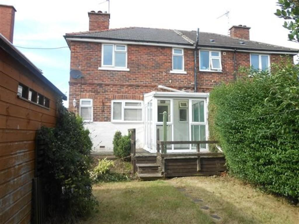 3 Bedrooms Semi Detached House for sale in Arbour Drive, Thurcroft