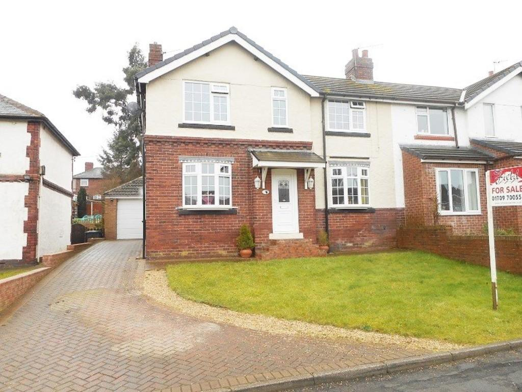 3 Bedrooms Semi Detached House for sale in Steadfolds Lane, Thurcroft