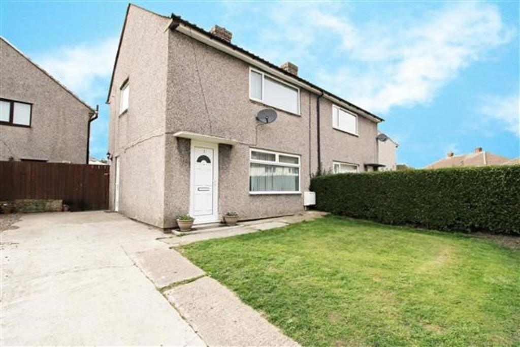 2 Bedrooms Semi Detached House for sale in Athelstane Drive, Thurcroft
