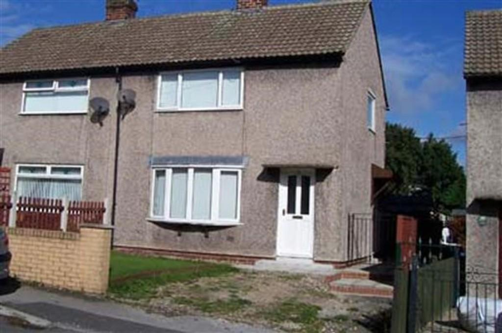 2 Bedrooms Semi Detached House for sale in Zamor Crescent, Thurcroft