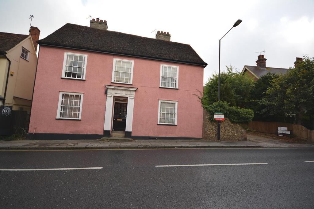 1 Bedroom Apartment Flat for sale in Bradford Street, Bocking, Braintree, Essex, CM7