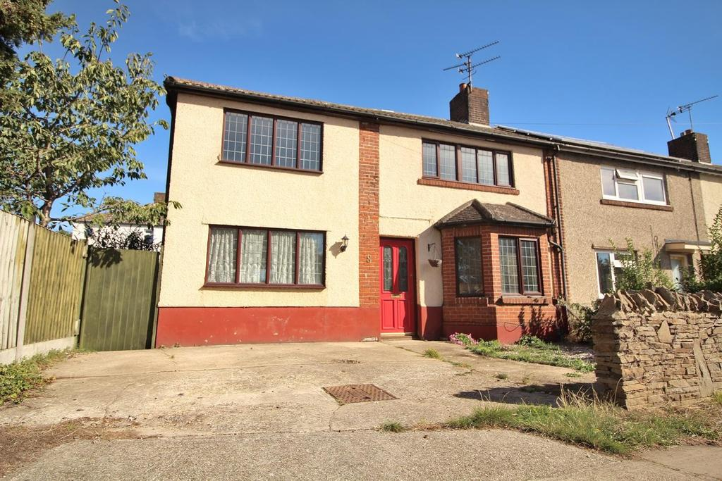 5 Bedrooms End Of Terrace House for sale in Christy Avenue, CM1