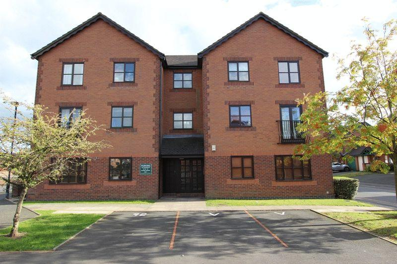 1 Bedroom Apartment Flat for sale in Monins Avenue, Tipton