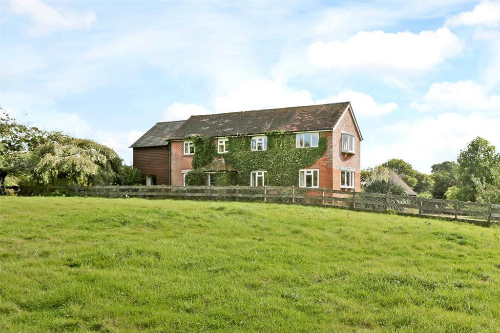 4 Bedrooms Detached House for sale in Holtwood, Holt, Wimborne, Dorset, BH21