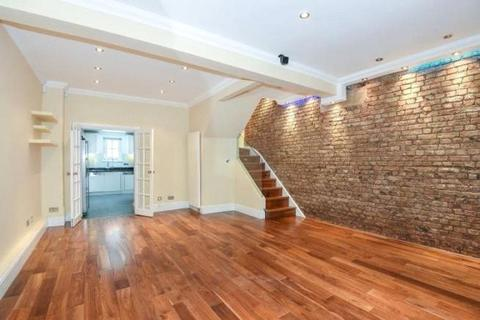 4 bedroom terraced house to rent - Violet Hill, St. John's Wood, London, NW8