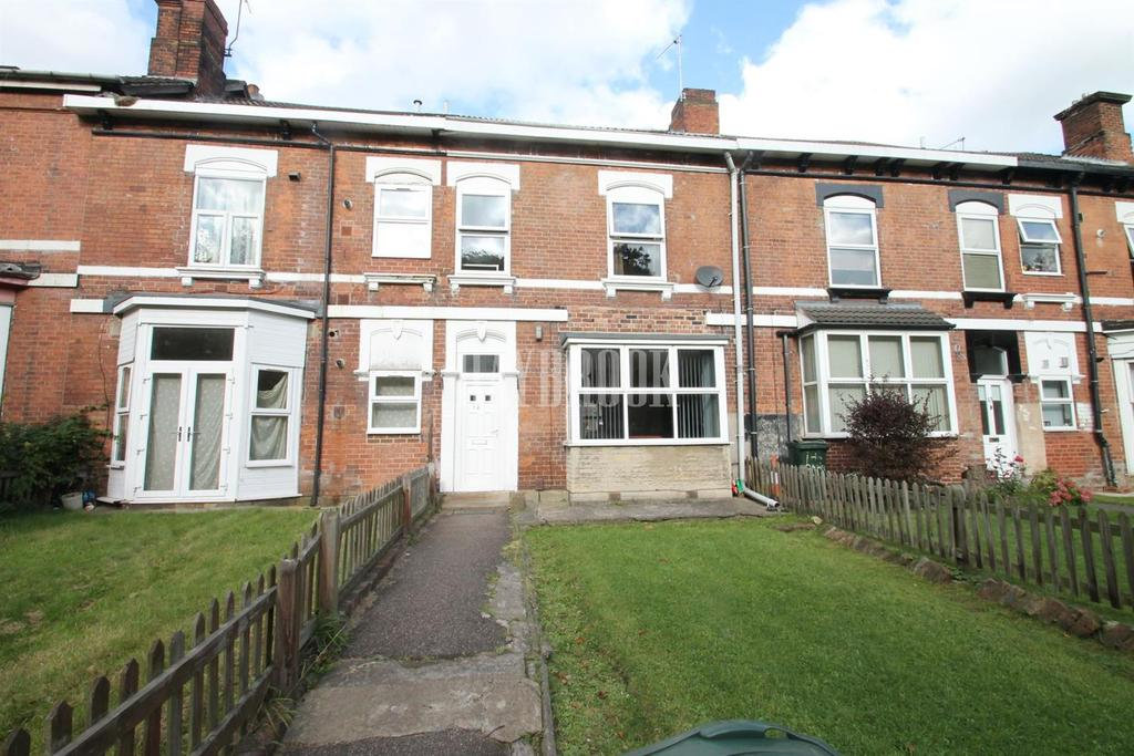 4 Bedrooms Terraced House for sale in Lindum Terrace, Doncaster Road