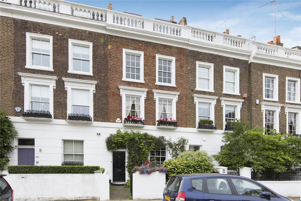5 Bedrooms Terraced House for sale in Artesian Road, Notting Hill, London, W2