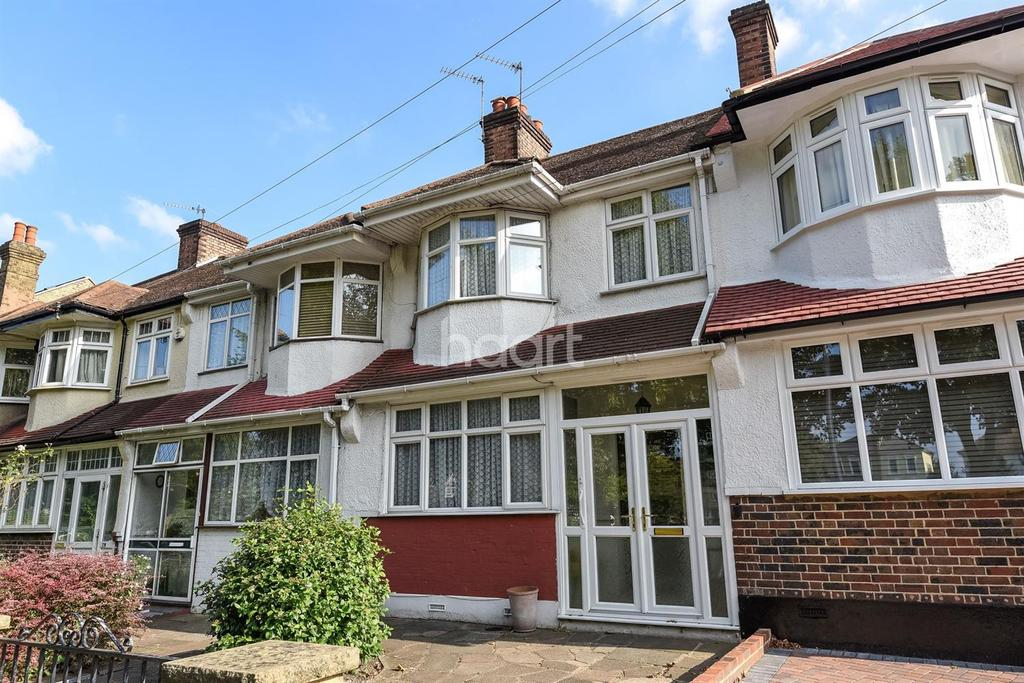 3 Bedrooms Terraced House for sale in Woodside green, London