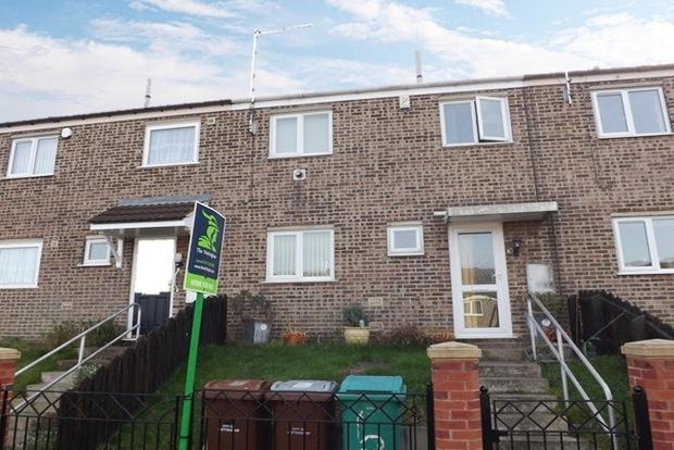 3 Bedrooms Terraced House for sale in Whitworth Rise, Top Valley, Nottingham, NG5