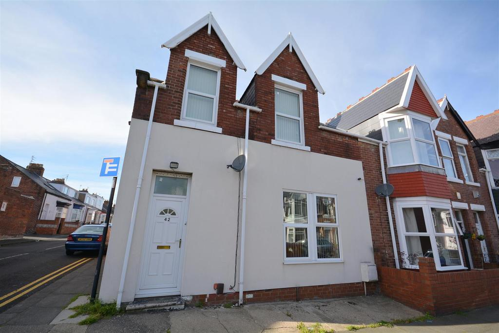 4 Bedrooms End Of Terrace House for sale in Chatsworth Street, Sunderland
