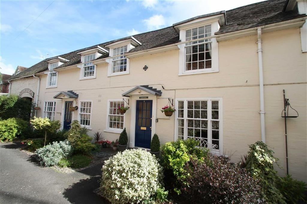 2 Bedrooms Mews House for sale in Old Star And Garter Mews, Corve Street, Ludlow