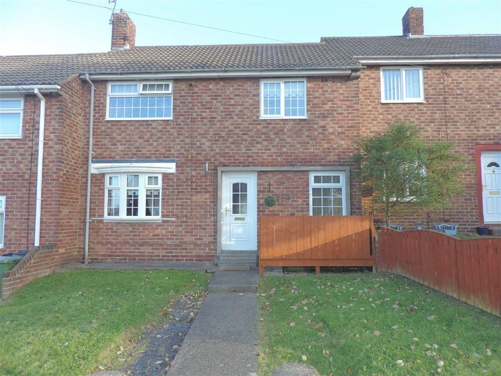 2 Bedrooms Terraced House for sale in Knightside Gardens, Dunston, Tyne And Wear