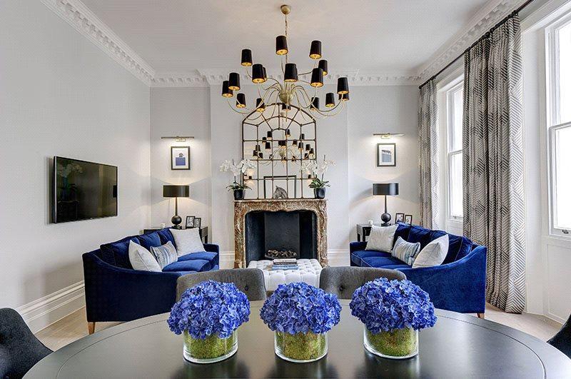 2 Bedrooms Maisonette Flat for sale in Eaton Square, Belgravia, London, SW1W