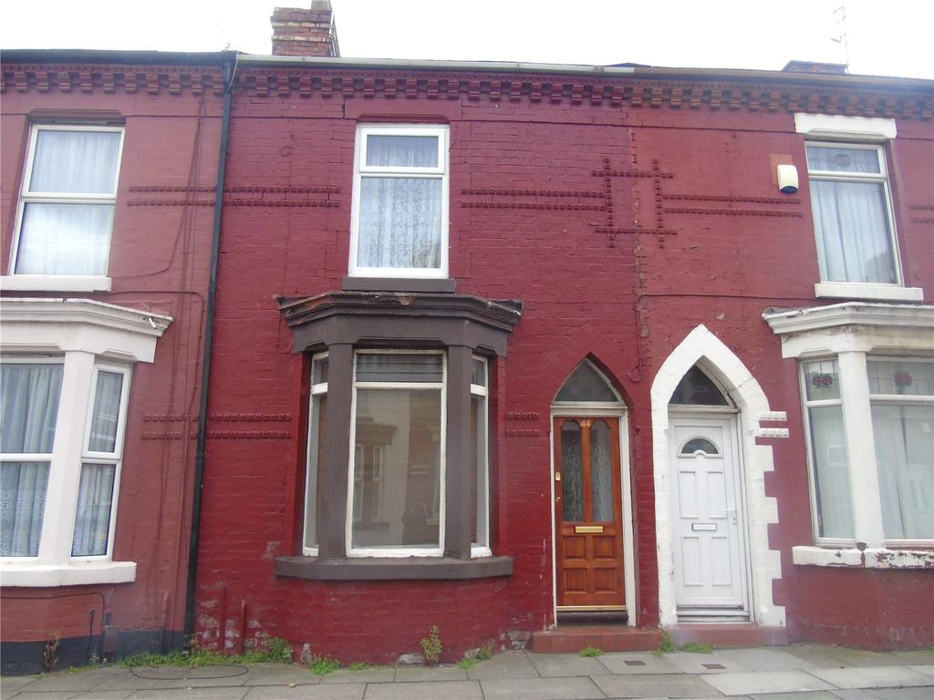 2 Bedrooms Terraced House for sale in Suffield Road, Kirkdale, Liverpool, L4