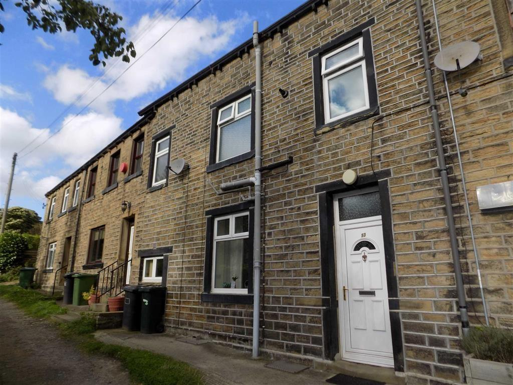 2 Bedrooms Cottage House for sale in Deanhouse, Netherthong, Holmfirth, HD9