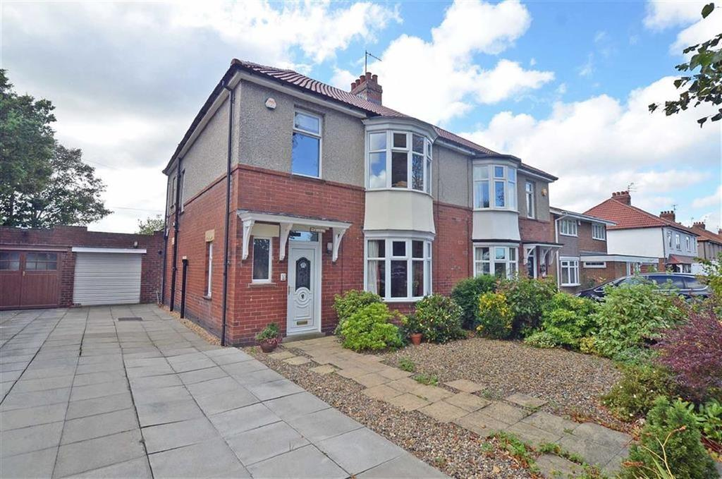 3 Bedrooms Semi Detached House for sale in Heworth