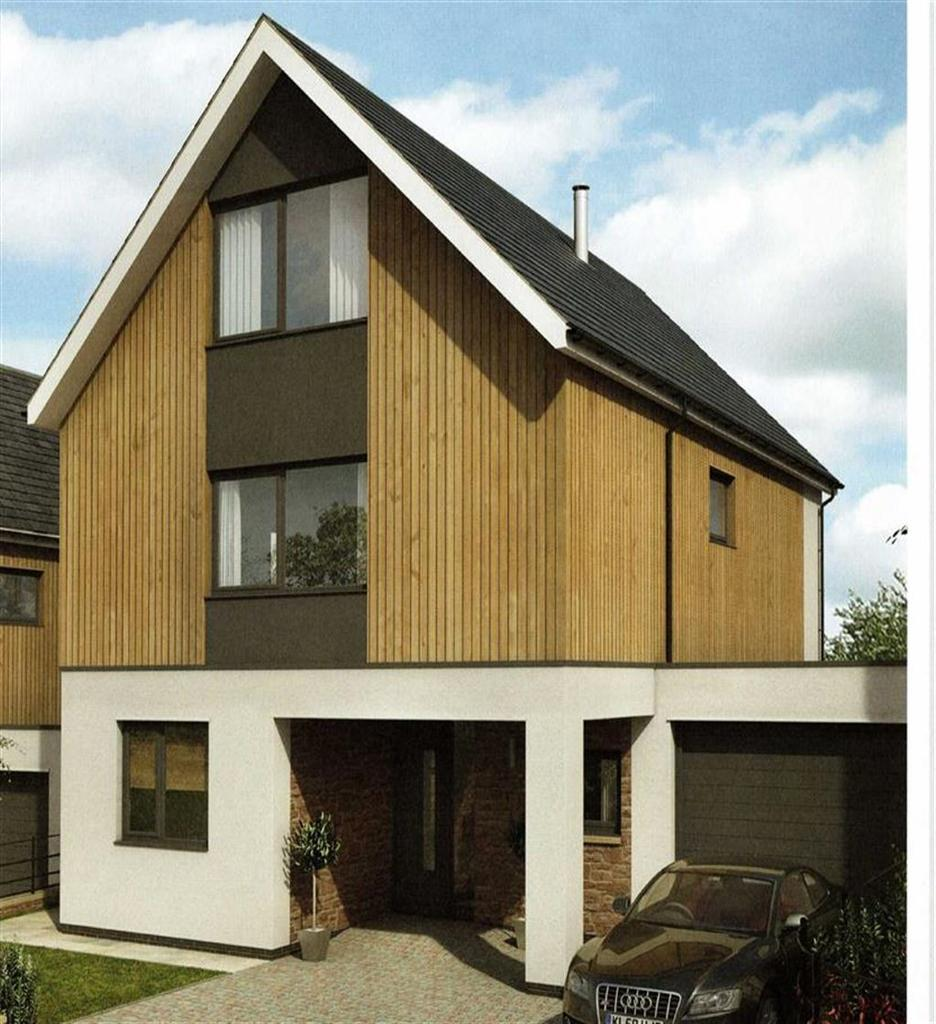 4 Bedrooms Detached House for sale in Llangrove, Ross On Wye, Herefordshire
