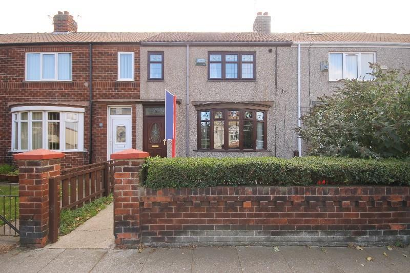 3 Bedrooms Terraced House for sale in Station Lane, Hartlepool