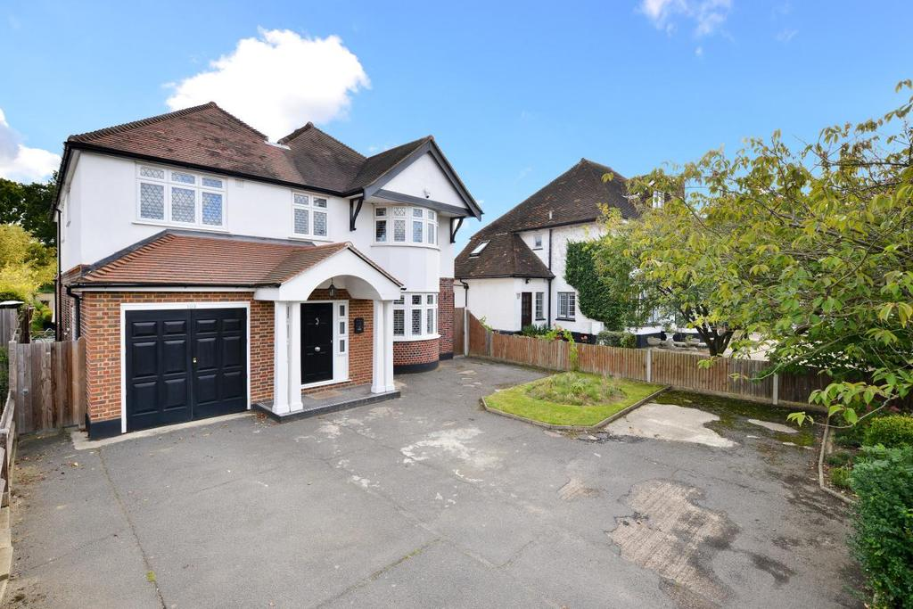 5 Bedrooms Detached House for sale in Wickham Way, Beckenham, BR3